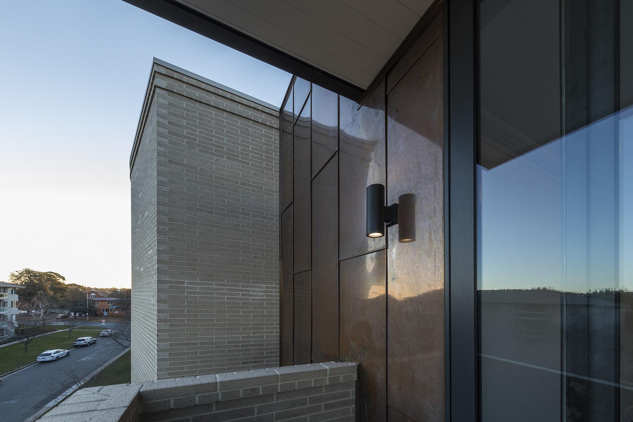 Mercer Apartments Lighting Preferred Builders
